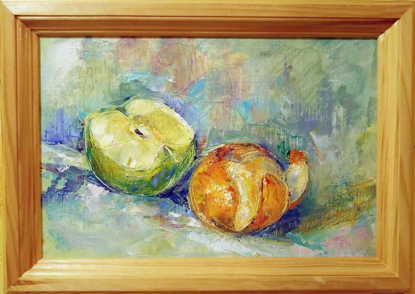 Elena Cherevatenko. Still life with fruit - photo 4