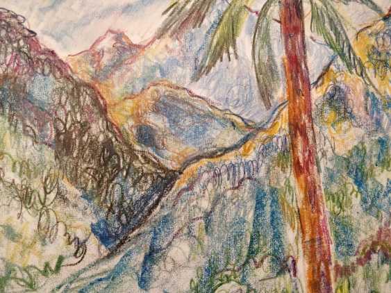 Olena Balykova. Mountains - photo 2