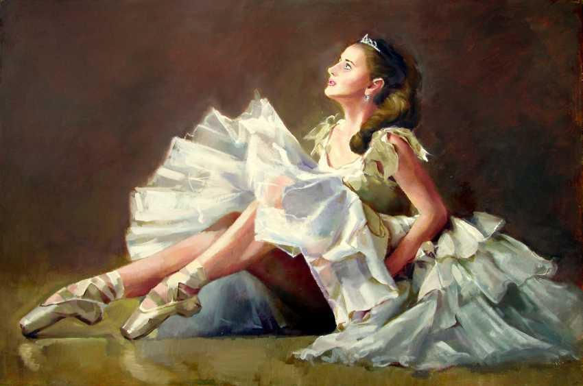 Igor Pautov. Ballerina - photo 1