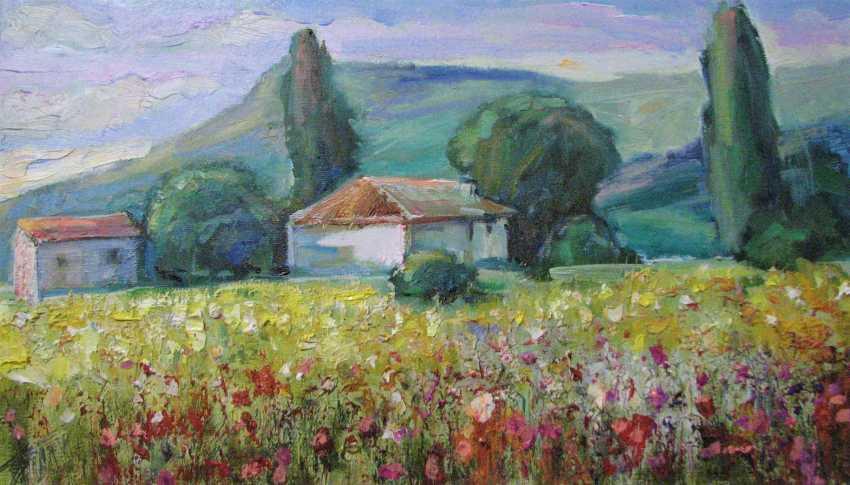 Pavel Tiapugin. House in the mountains - photo 1