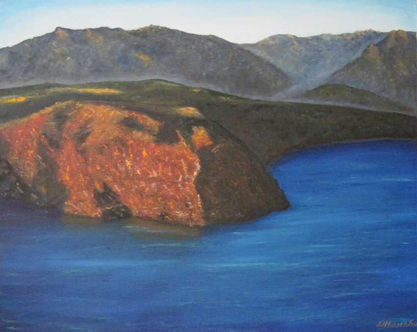 Lidiya Ivanova. Charvak reservoir - photo 1