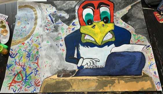 Woody Woodpeckerson. London - photo 1