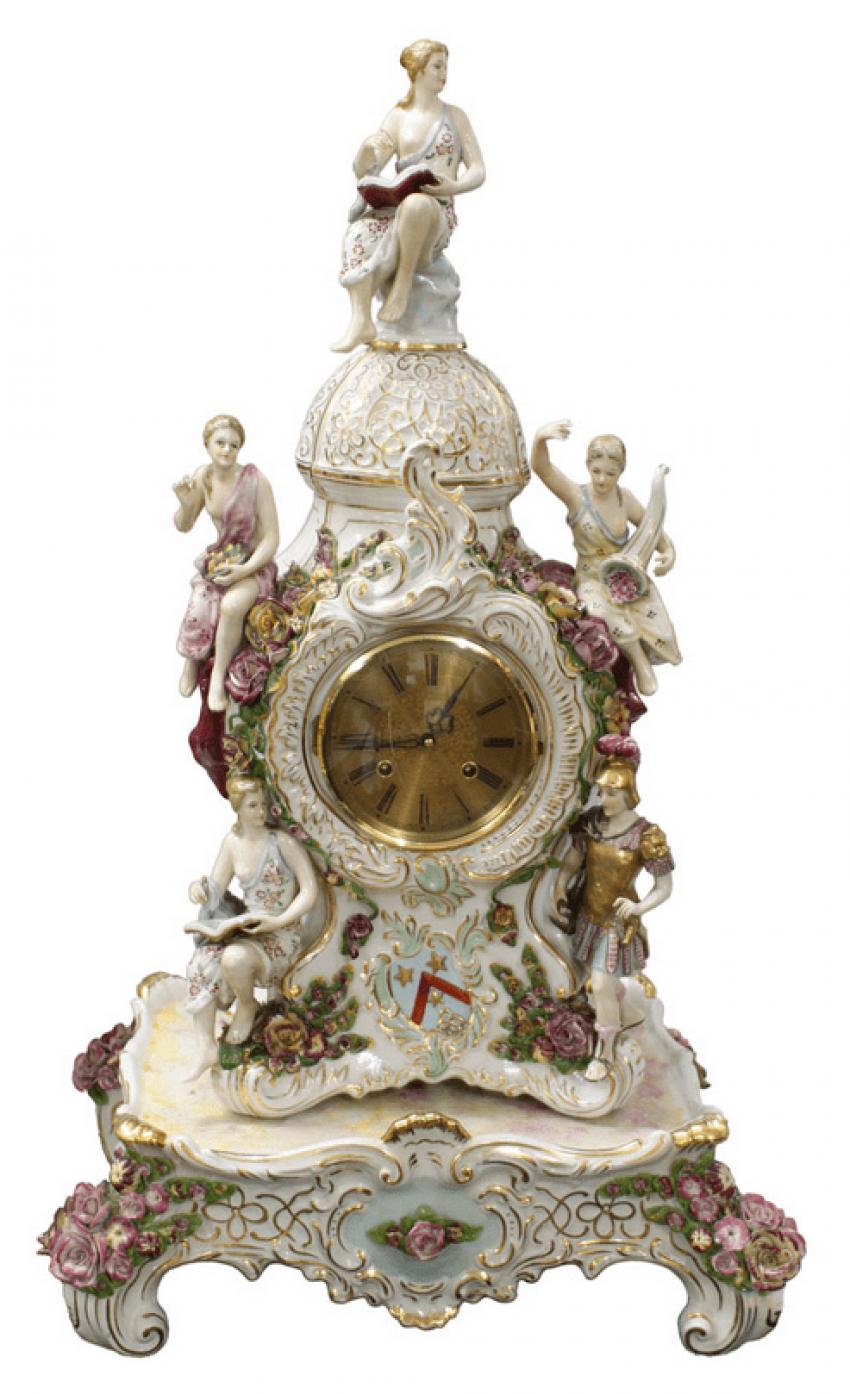 Watch Germany-twentieth century Porcelain - photo 1