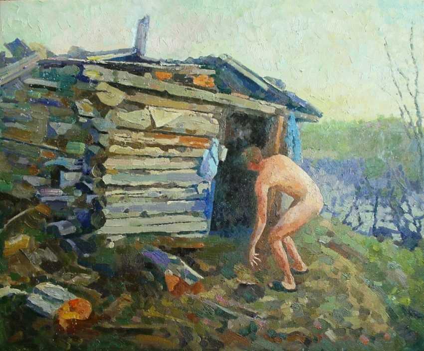 Mikhail Rudnik. Bath - photo 1