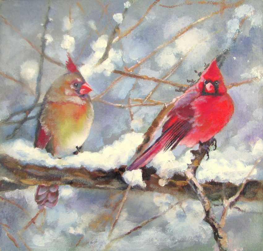 Igor Pautov. The cardinals - photo 1