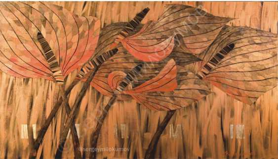 "Sergey Milokumov. ""Interrupted flight of the red dragonfly"" - photo 1"