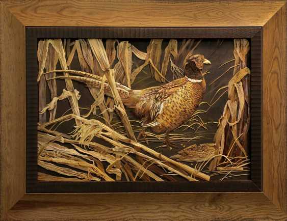 Lyudmila Kushnir. Pheasant - photo 1