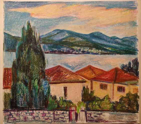 Olena Balykova. Croatia landscape . - photo 1