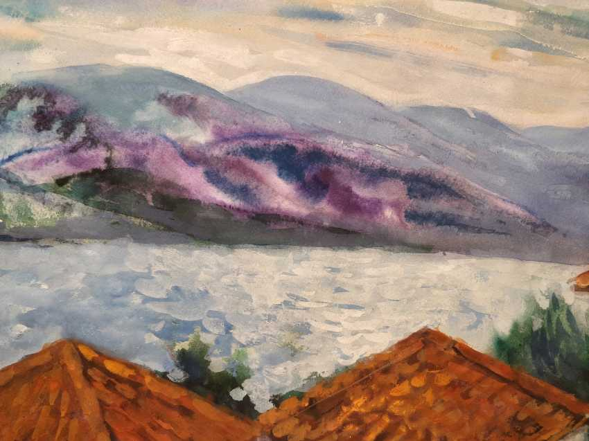 Olena Balykova. Croatia landscape . - photo 2