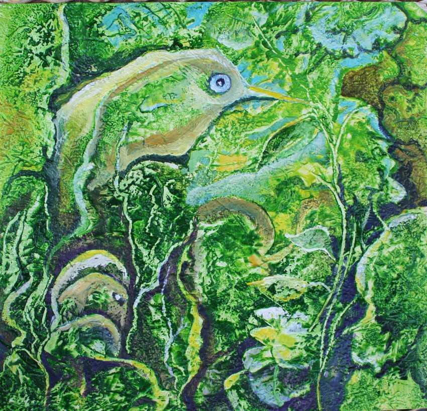 Valeri Zeltin. Green forest - photo 2