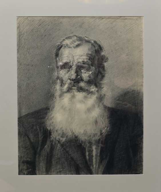 PORTRAIT OF AN OLD MAN - photo 1