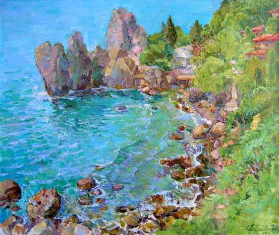 Aleksandr Dubrovskyy. Wind is from the South Painting byAleksandr Dubrovskyy - photo 1