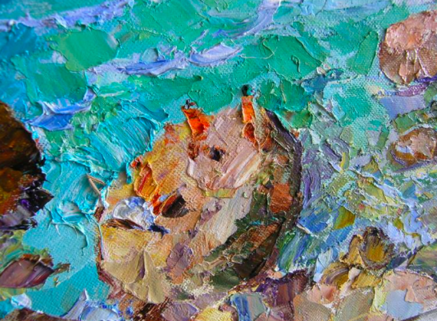 Aleksandr Dubrovskyy. Wind is from the South Painting byAleksandr Dubrovskyy - photo 3