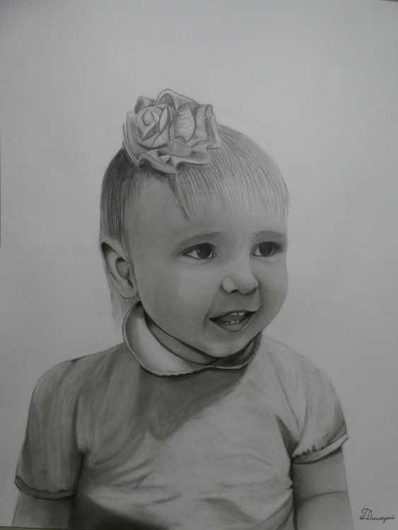 DMITRIY POKANEVICH. Daughter - photo 1