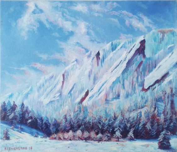 Natalia Reznichenko. 'Mountains' Natalia Reznichenko - photo 1