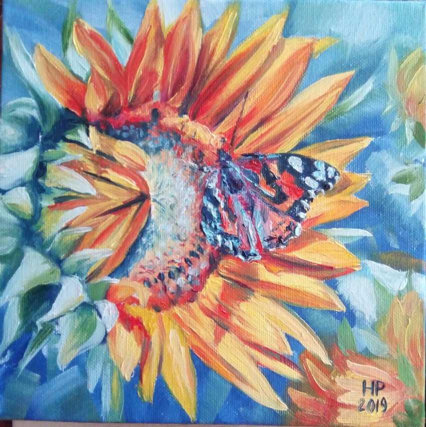 Natalia Reznichenko. 'Sunflower', Natalia Reznichenko - photo 1