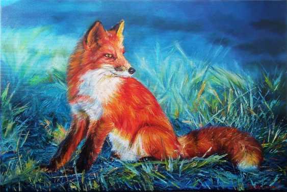 Natalia Reznichenko. 'Fox', Natalia Reznichenko - photo 1