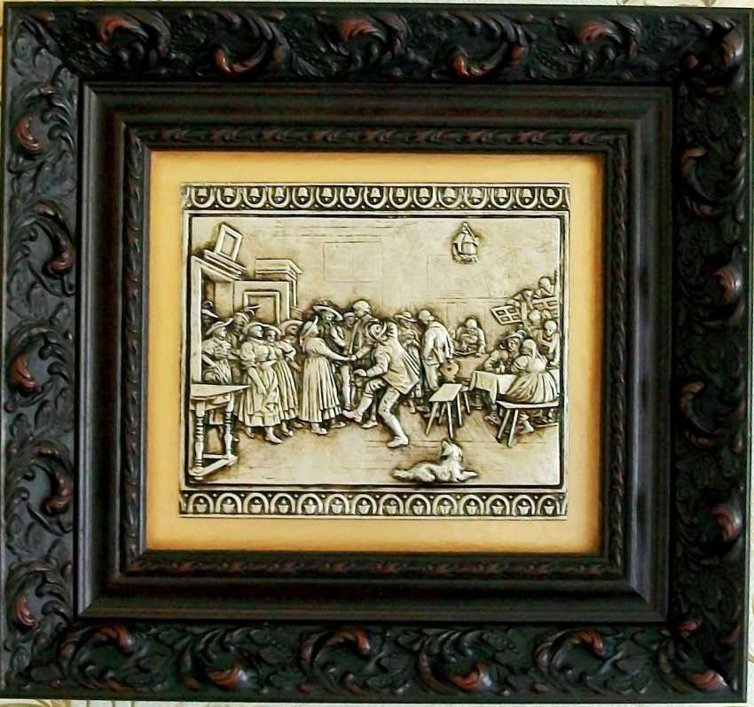 Aleksandr Ivanov. Panels *Dances* - photo 1