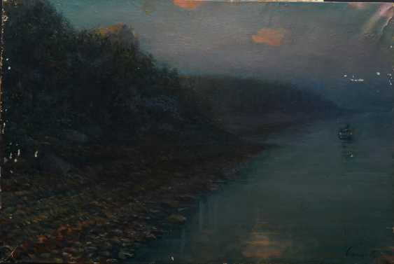 River landscape - photo 1
