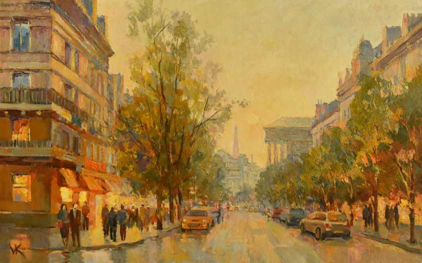 Vladimir Kolesnik. Italian Boulevard, Paris - photo 1