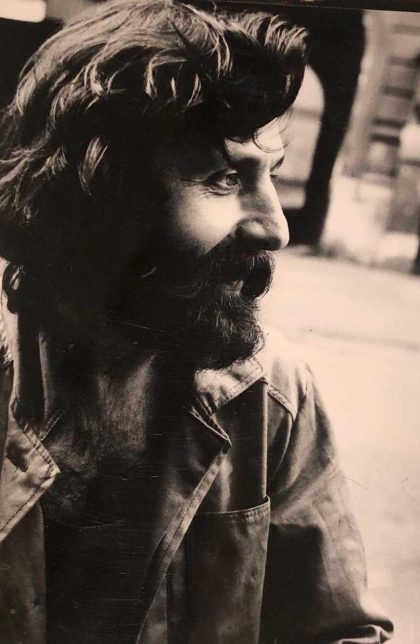 THE MUSE OF THE ARTIST. Yuri Gurov. 1982 - photo 2