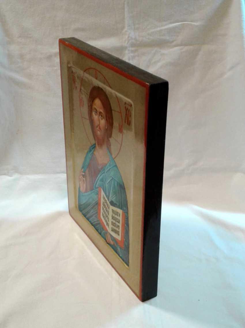 Gennadiy Stepanov. Icon Of Christ Pantocrator. - photo 2