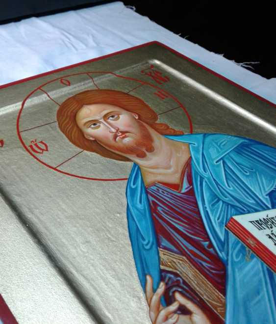 Gennadiy Stepanov. Icon Of Christ Pantocrator. - photo 3