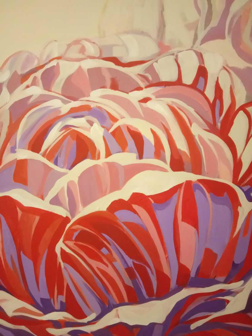 HELGA HESSE. Roses. - photo 3