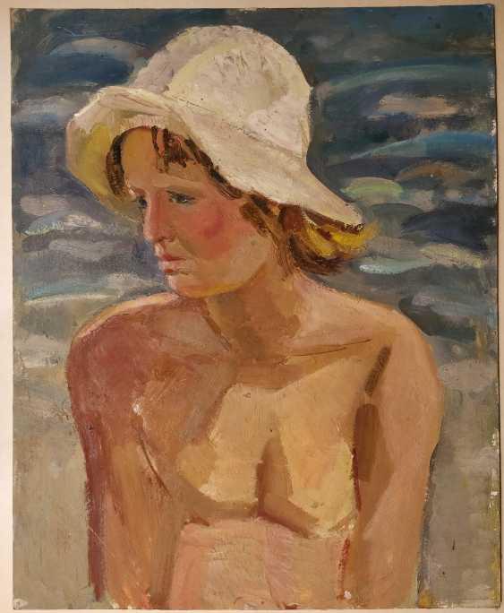 Olena Balykova. Portrait of an young girl - photo 1