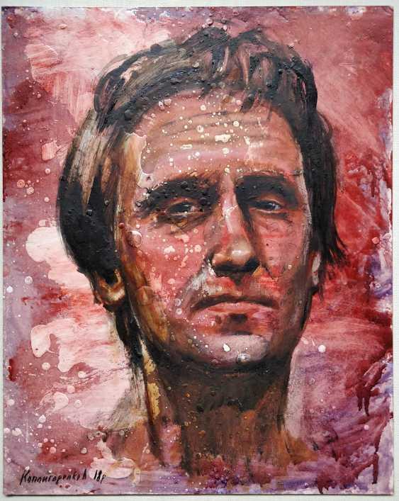 Artem Kopaihorenko. Portrait of the artist. - photo 1