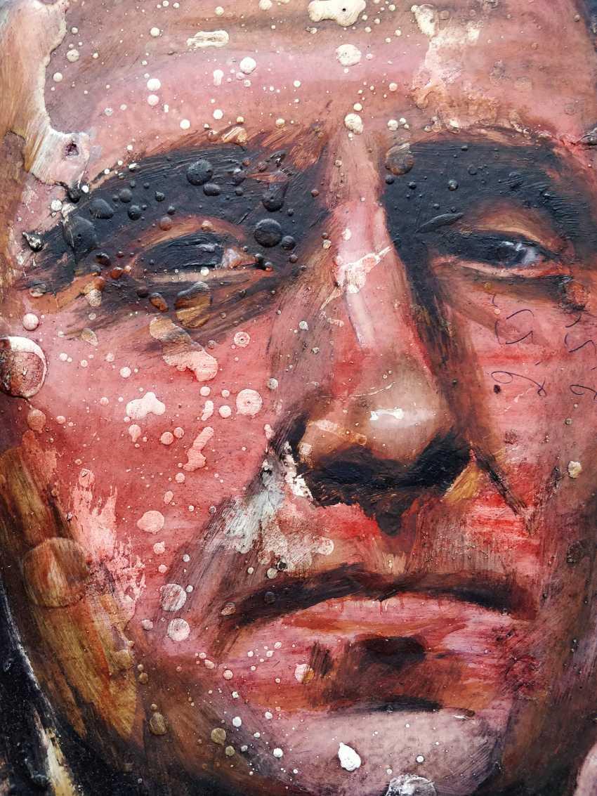 Artem Kopaihorenko. Portrait of the artist. - photo 3