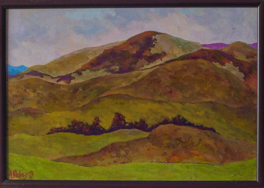 Anatoly Moroz. The foothills. The foothills - photo 1