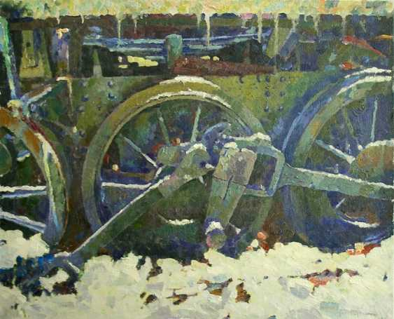 Mikhail Rudnik. Winter wheels - photo 1