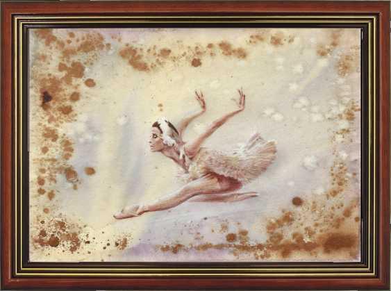 Natasha Mishareva. Ballet, ballet, ballet... drawing, handwork, 2019 Author - Pisareva Natalia - photo 3