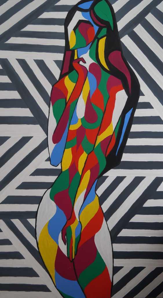Alexandr Chizhov. Woman in color - photo 1