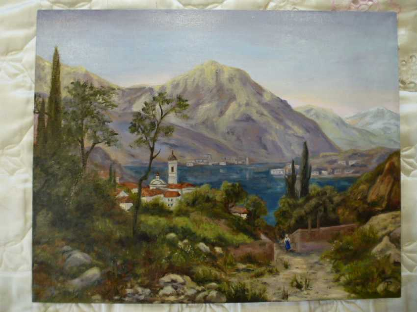 Rimma Tagirova. Northern Italy - photo 1