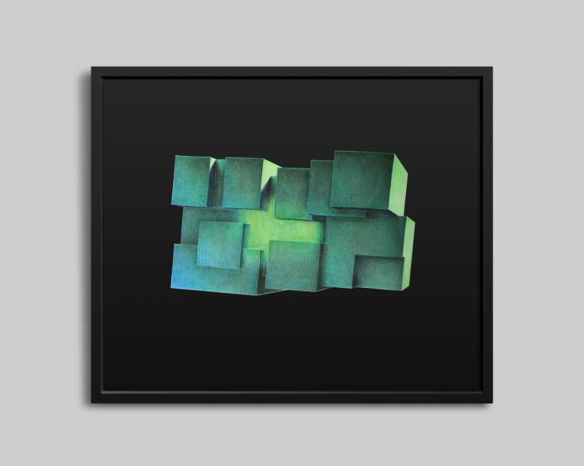 Alexey Fomin. Cube - photo 1