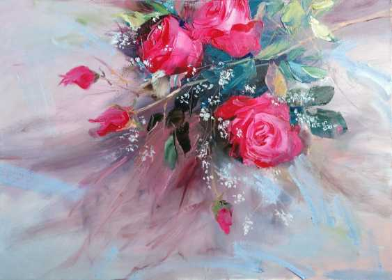 Elena Shipunova. Red roses - photo 1