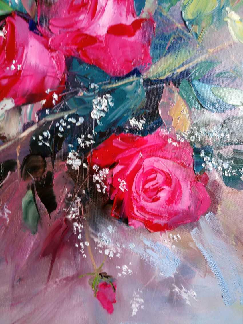 Elena Shipunova. Red roses - photo 2