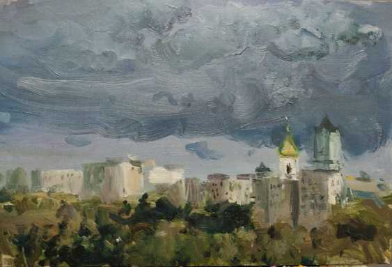 Vladislav Zdor. Kyiv clouds - photo 1