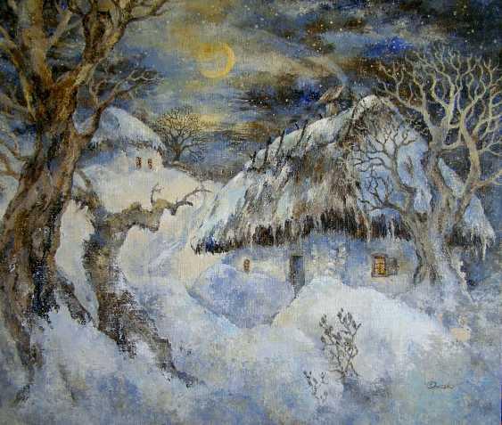Irina Yaresko. Spellbound night - photo 1