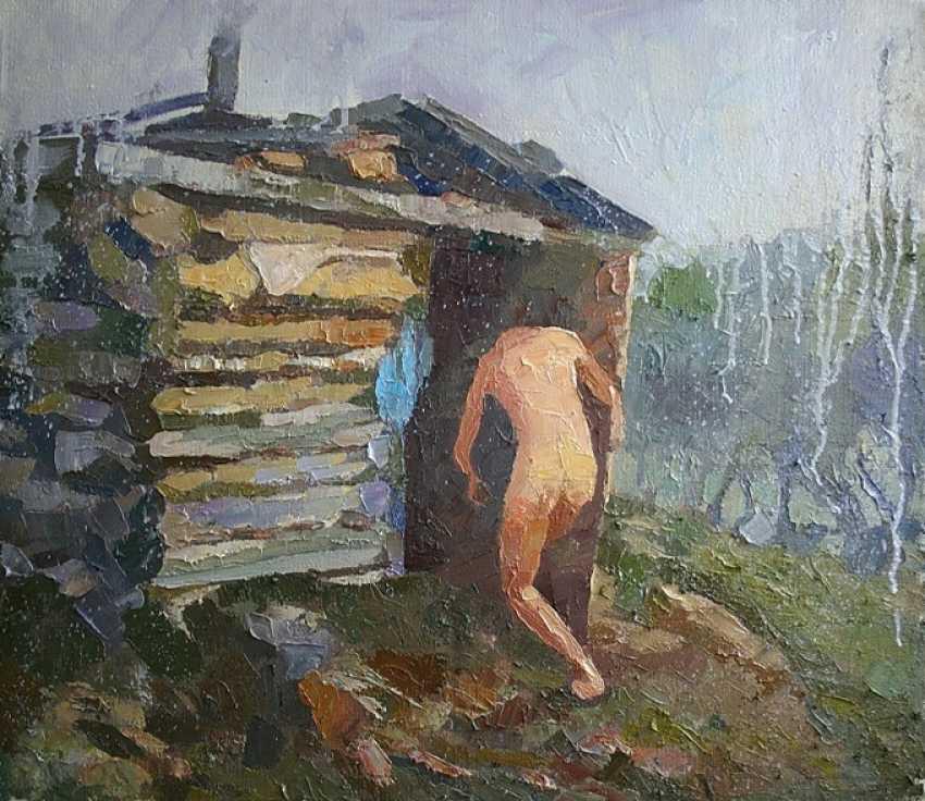 Mikhail Rudnik. Rainy day - photo 1