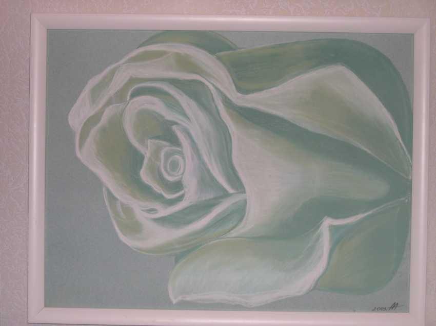 Alla \almoro\ Morozova. GREEN ROSE. SALES. - photo 1