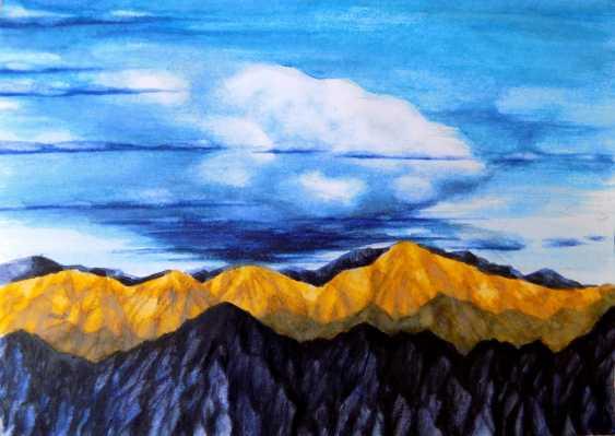 Alex Neint. Gold mountains - photo 1