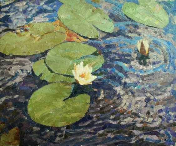 Mikhail Rudnik. Water lilies - photo 1