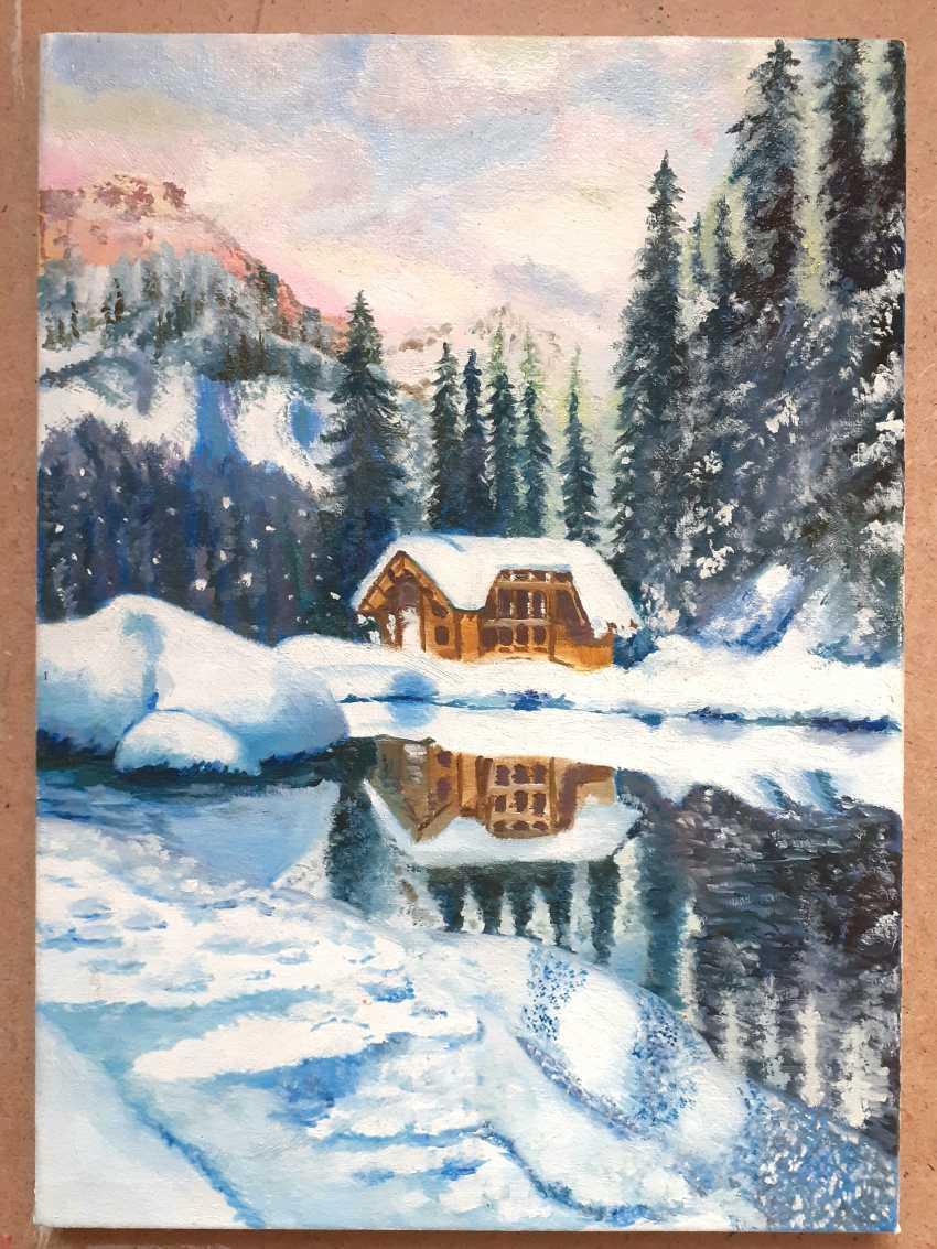 Daria Kornienko. Winter's tale - photo 1