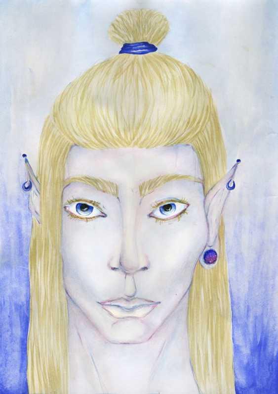 Anastasiya Tonkikh. Gems. White Opal. - photo 1