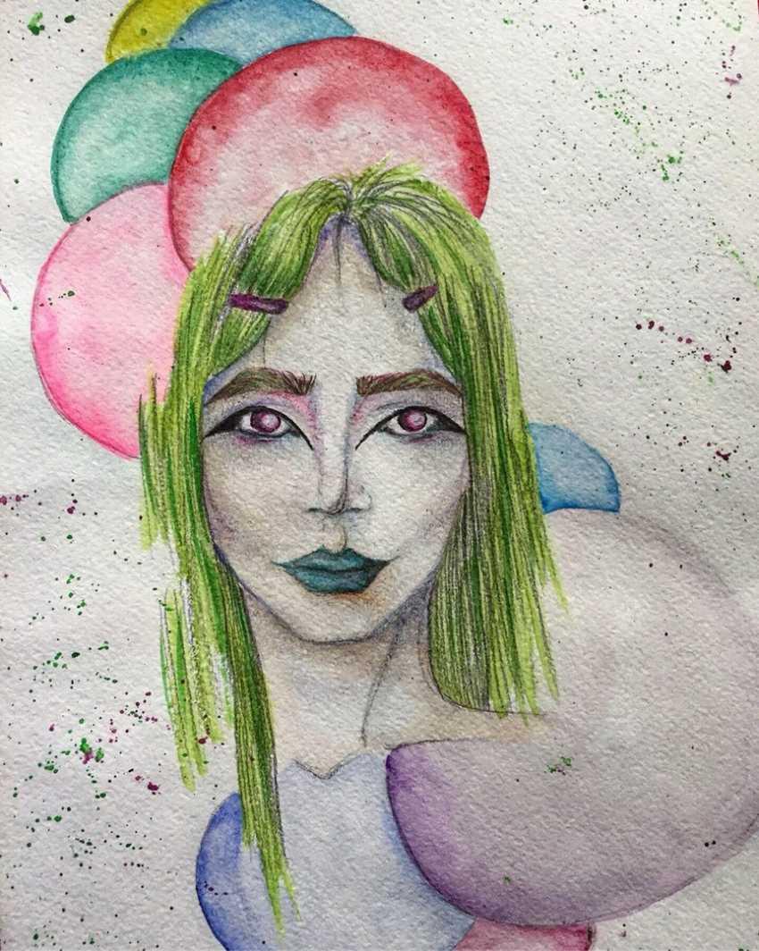 Anastasiya Tonkikh. Rainbow - photo 1