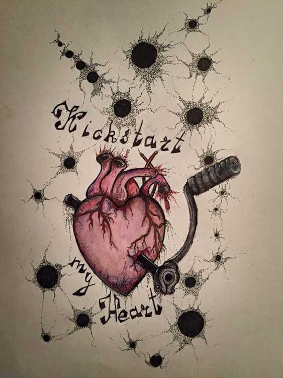 Anastasiya Tonkikh. Kickstart my heart - photo 1