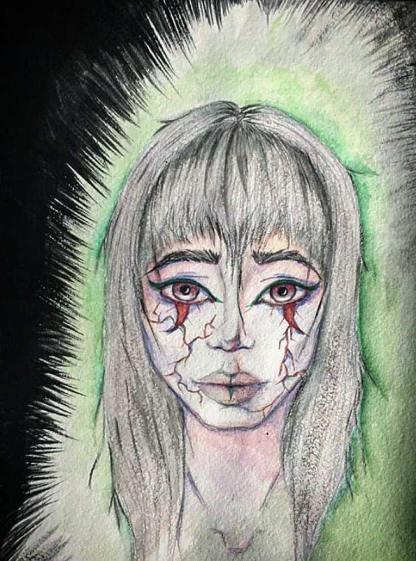 Anastasiya Tonkikh. Cry. - photo 1